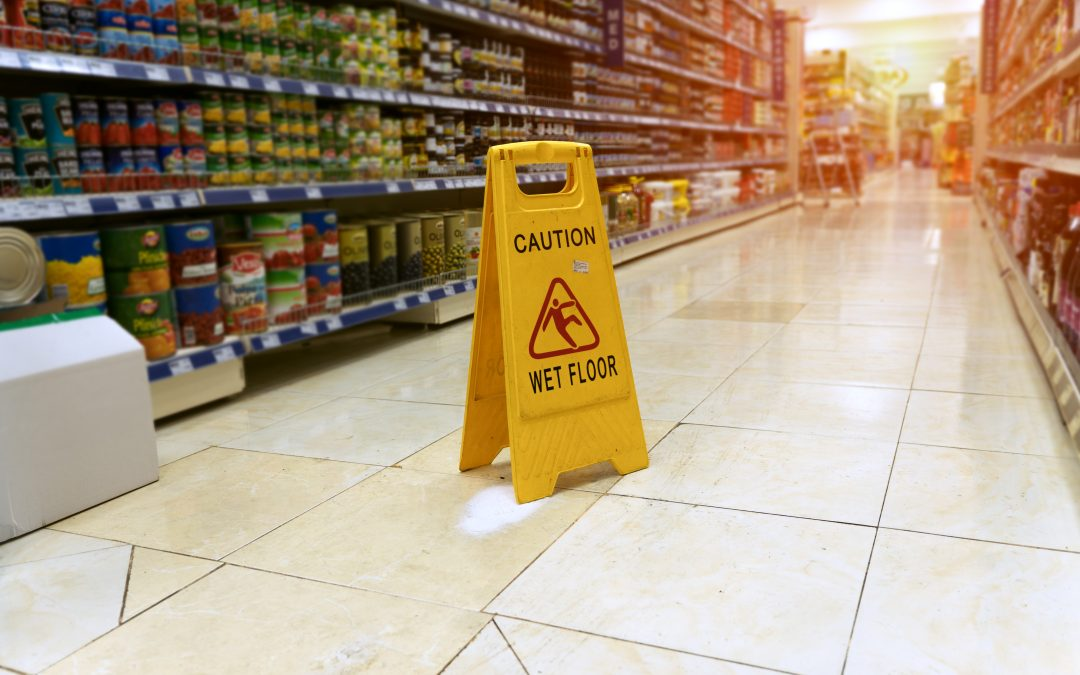 Steps to Take if You are Injured Due to a Fall in a Store